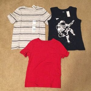 NEW Old Navy tees